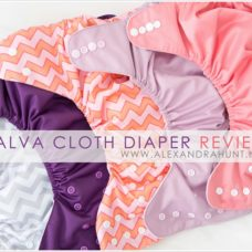 Alva Pocket Diaper | CLOTH DIAPER REVIEW