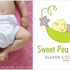 Sweet Pea Diaper Cover, CLOTH DIAPERING REVIEW