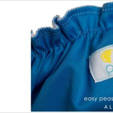 easy peasies cloth diaper review